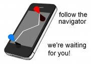 follow the navigator we're waiting for you!